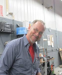 Tim Haskin Bio Image