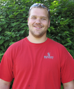 Brandon DenBleyker Bio Image