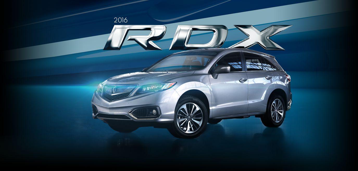 2016 Acura RDX | Oregon Acura Dealers