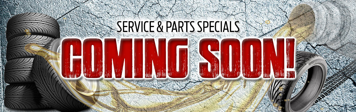 Service & Parts Specials | Napoli Nissan Service