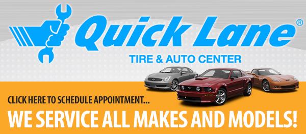 Scheule Service With Lakeland Auto Service