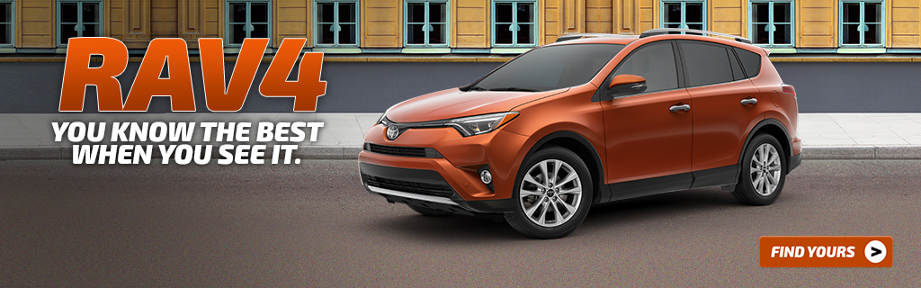 """SET – Optional Campaign – """"RAV4 You Know The Best When You See It"""""""