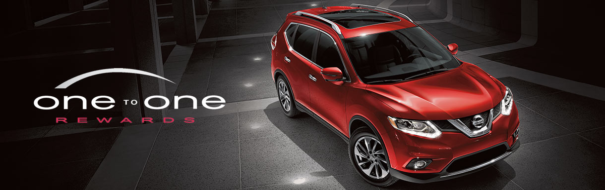 Nissan One To One Rewards Program   Premier Nissan   Metairie, ...