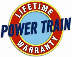 Lifetime Powertrain Warranty >> Lifetime Powertrain Warranty