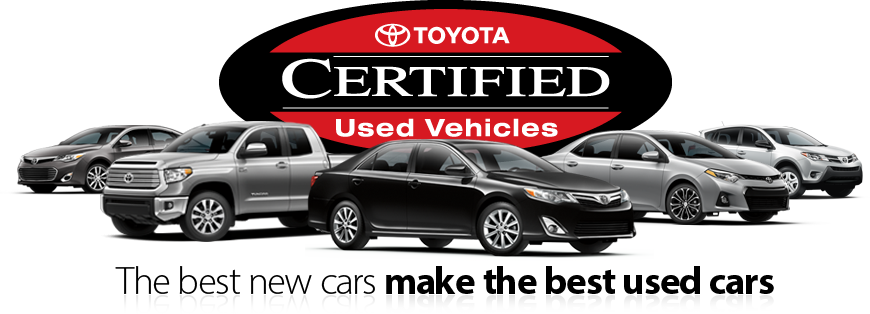 Toyota of Poway Certified Pre-Owned Center