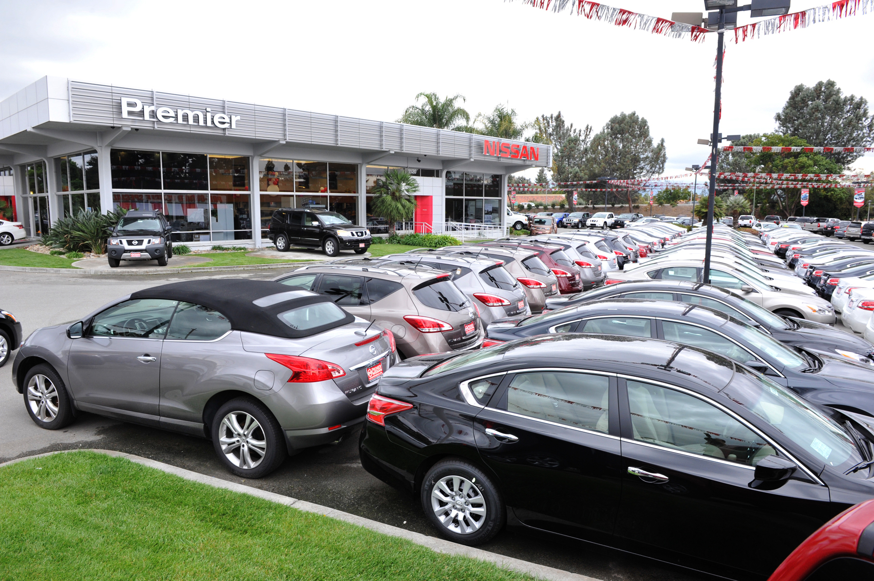 Nissan Dealer San Jose >> Contact Us Premier Nissan Of San Jose