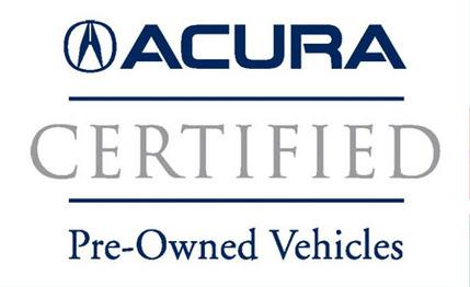 Acura Certified PreOwned Vehicles Dallas Fort Worth Ft Worth - Pre own acura