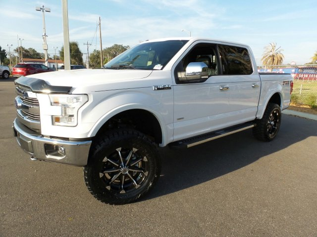 2016 Ford F 150 Xlt Limited Edition Twin Turbo W Lift Kit