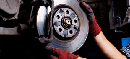 ANY REGULAR PRICE BRAKE SERVICE