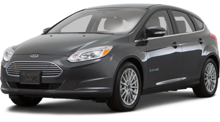 Stock Photo of 2016 Ford Focus Electric