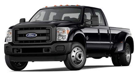 Stock Photo of 2016 Ford Super Duty F-450