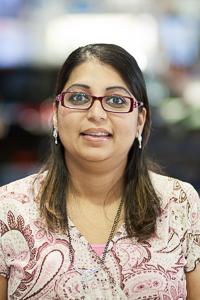 Nilu Singh Bio Image