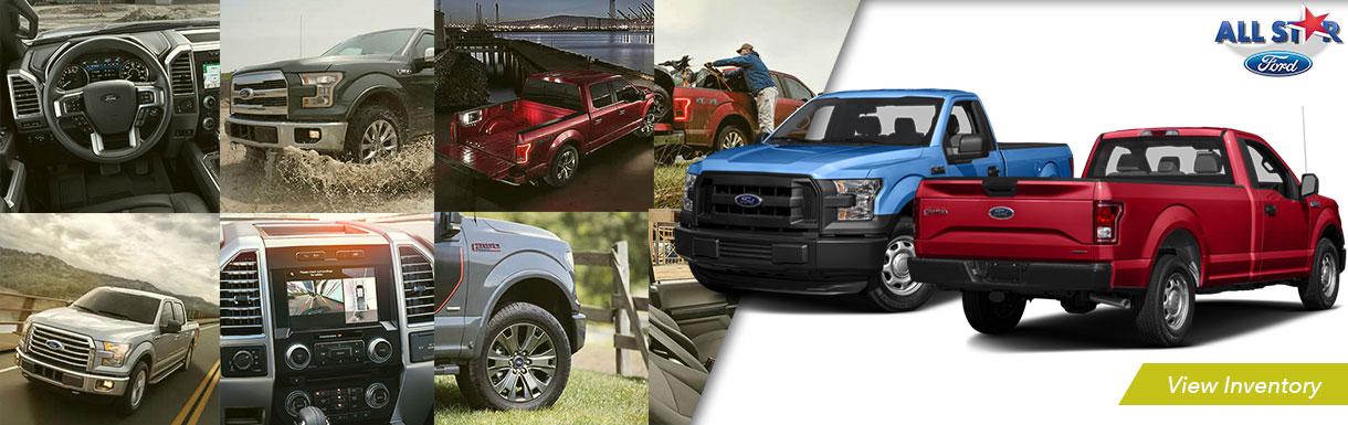 2016 Ford Trucks