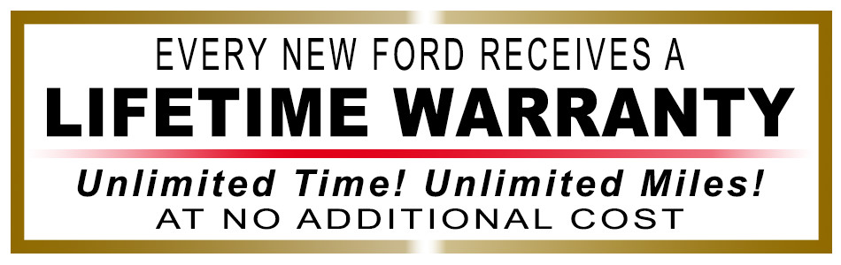 Lakeland Ford Nationwide Lifetime Warranty