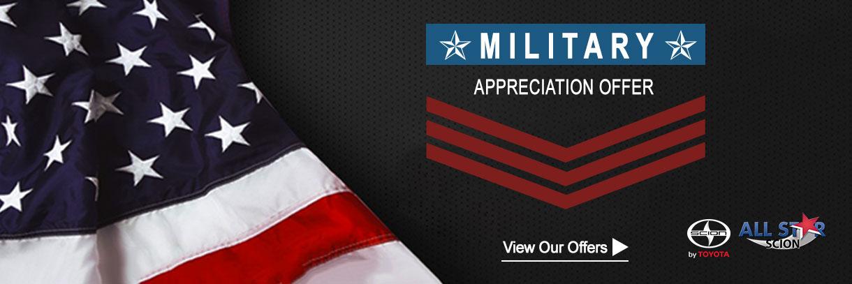 May 16 Military Banner