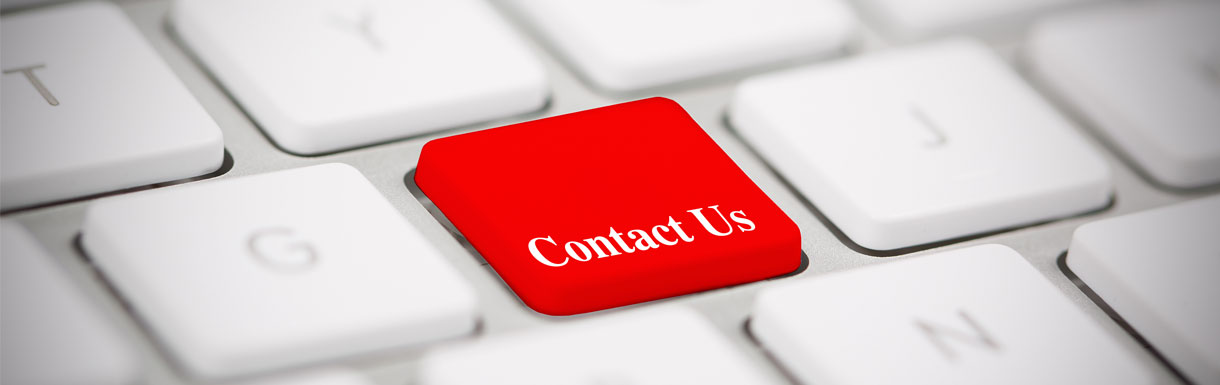WE care contact us any time