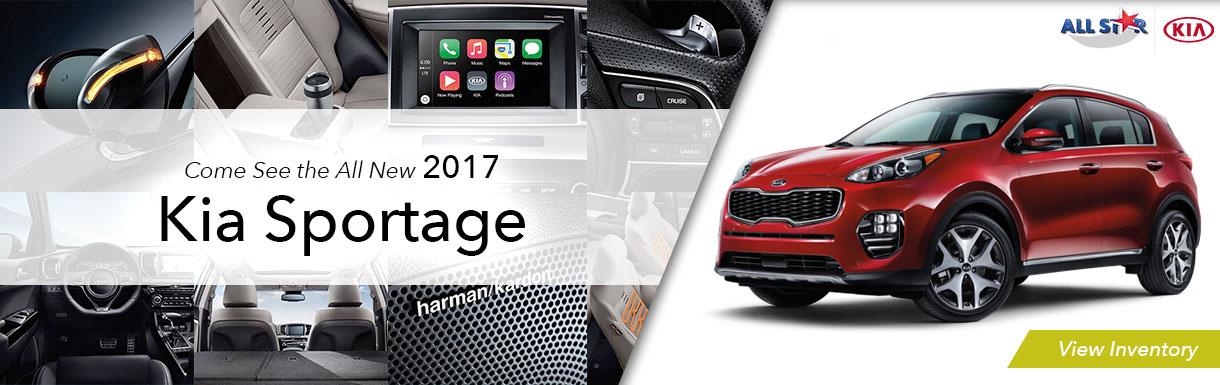 2017 Sportage