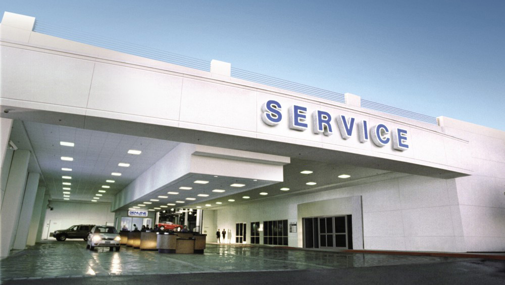 Professional ford maintenance mclarty daniel ford for Ford motors service center