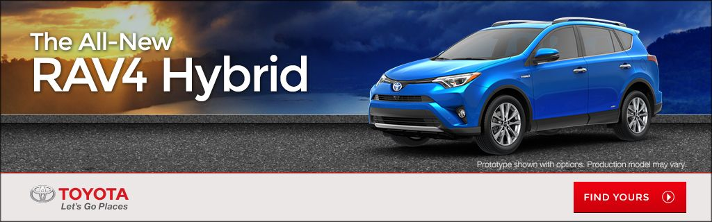 NATL - OPTIONAL - How Far Will You Take It RAV4 Hybrid