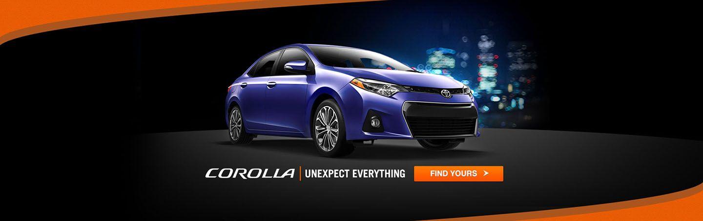 SET - OPTIONAL - Corolla Unexpect Everything