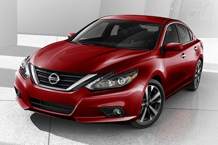 2016 Nissan Altima near White Plains