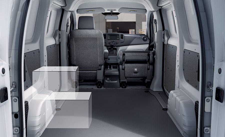 2015 Nv200 Compact Cargo