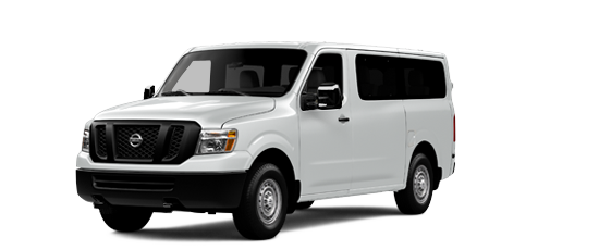 In Addition The Nissan NV Passenger Features SUV Like Maneuverability And Easy Access For Serviceability Due To Its Pickup Truck Front Engine Full