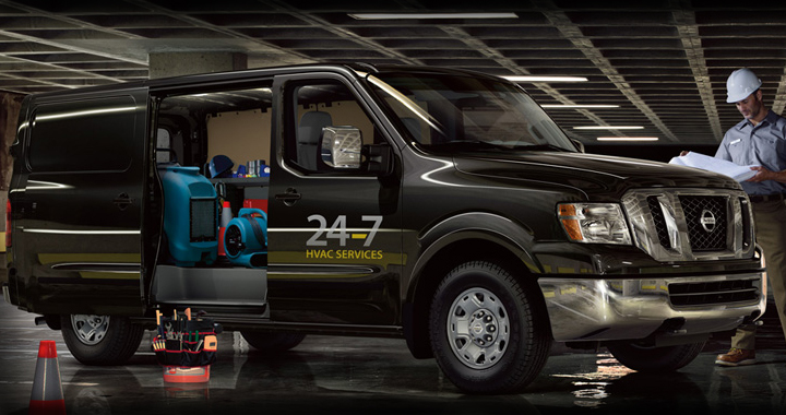 2016 Nissan Nv1500 Cargo