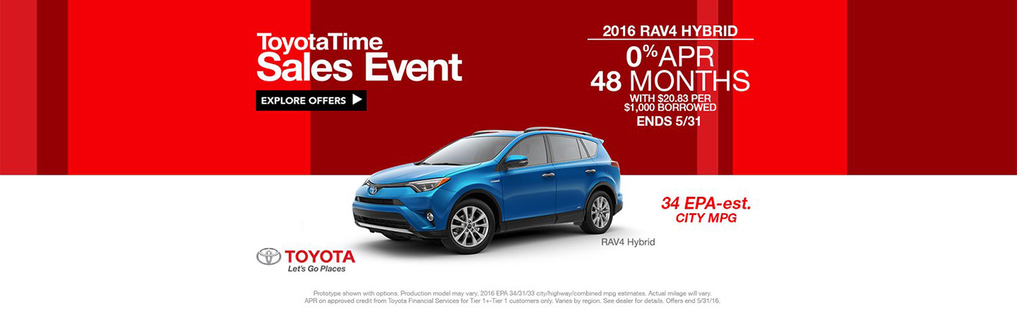 NY - REQUIRED - ToyotaTime RAV4 APR