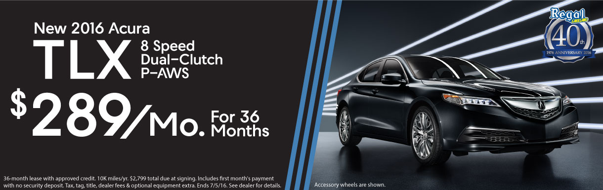 TLX lease