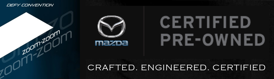 Mazda Certified Pre Owned Program