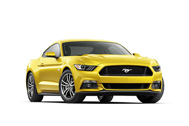 Vallejo Ford Mustang