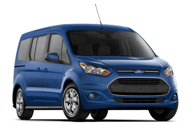 Napa Ford Transit Connect