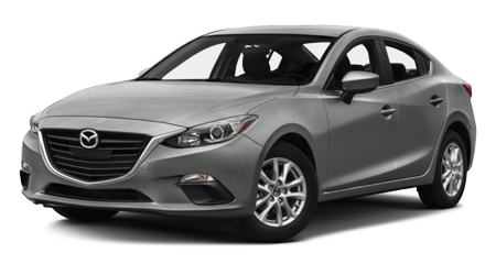 Stock Photo of 2016 Mazda 3