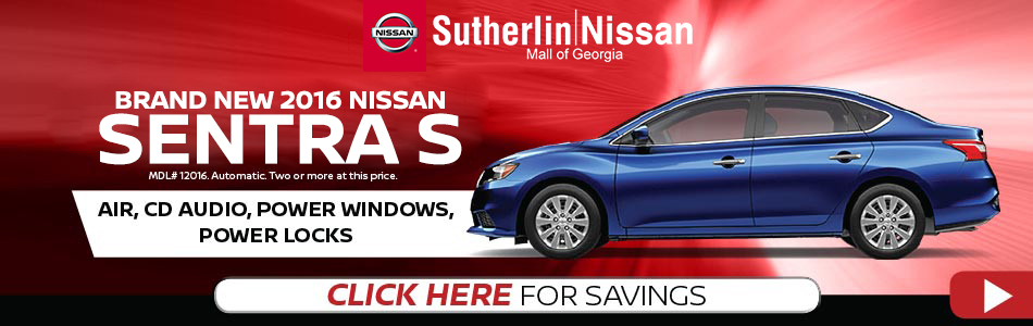 New Nissan Specials and Used Car Specials Atlanta and ...