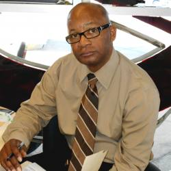 Tony Pierre Bio Image