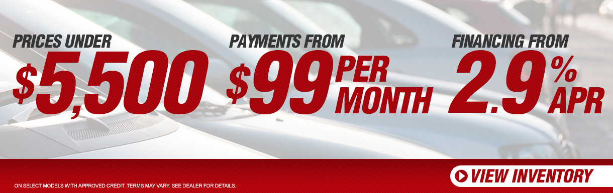 What financing does Frontier Motors in Pensacola, Florida offer?
