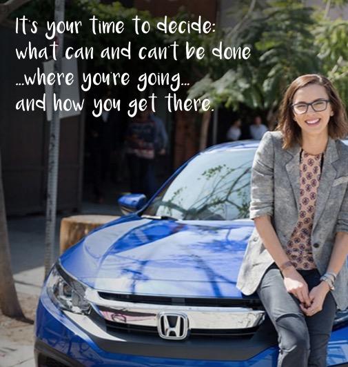 Honda Graduate Program Decide