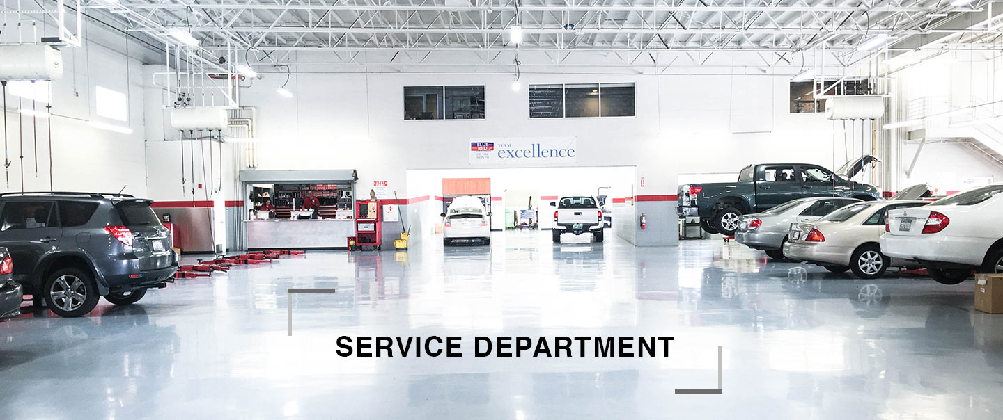 Amazing Our Service Department Is A State Of The Art Clean Facility That Looks  Forward To Providing For You And Your Toyotau0027s Needs! Use Our Website To  Browse All ...