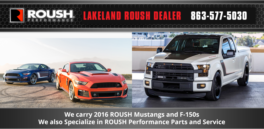 Lakeland ROUSH Dealer - Performance Parts
