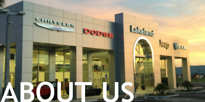 Lakeland Chrysler Dodge >> About Us Lakeland Dodge