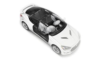 Genesis Airbag System