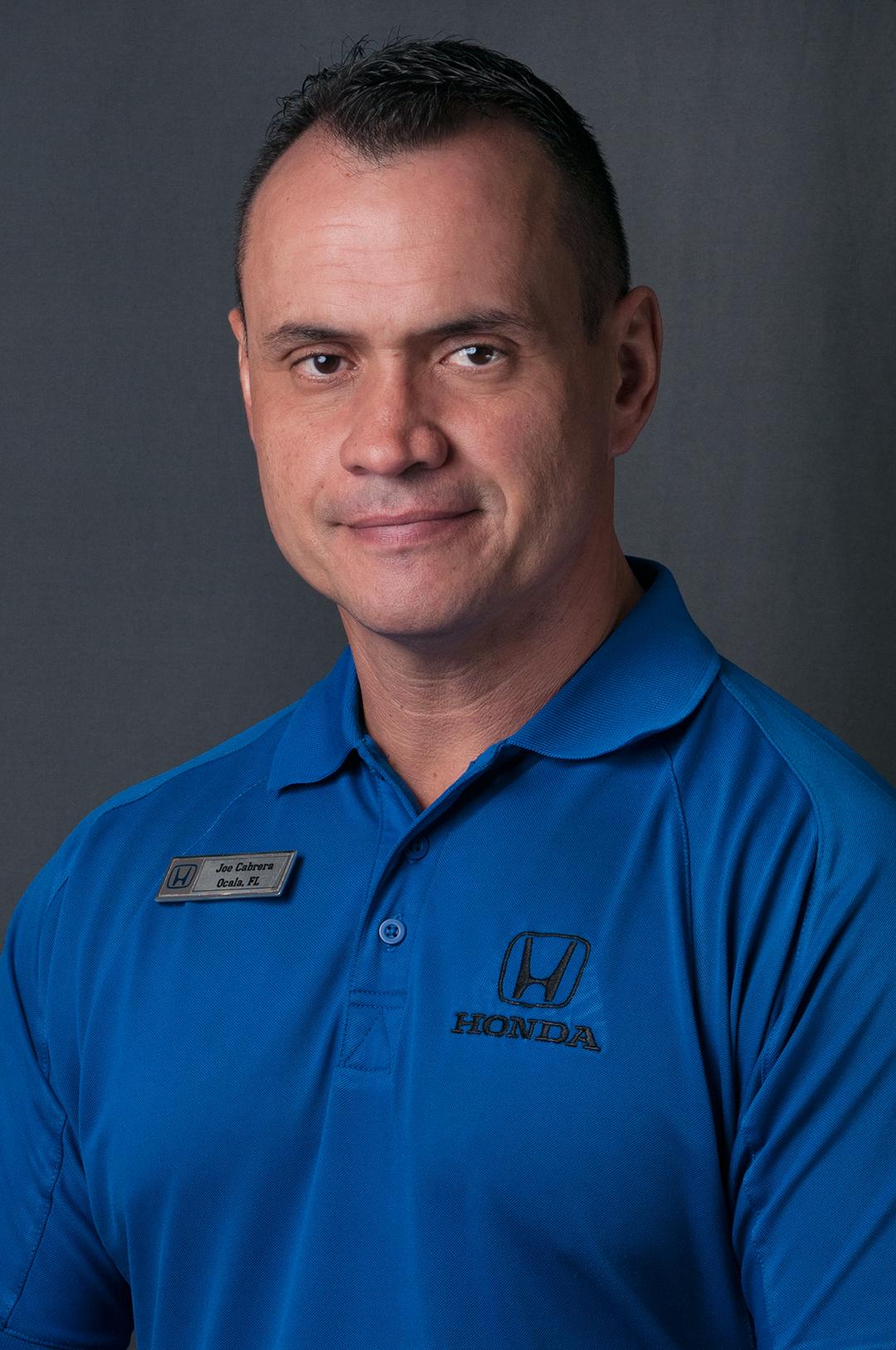 Joe Cabrera Bio Image