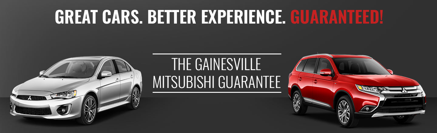 Gainesville Mitsubishi Guarantee