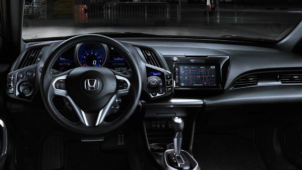 2016 Honda CR-Z Dashboard