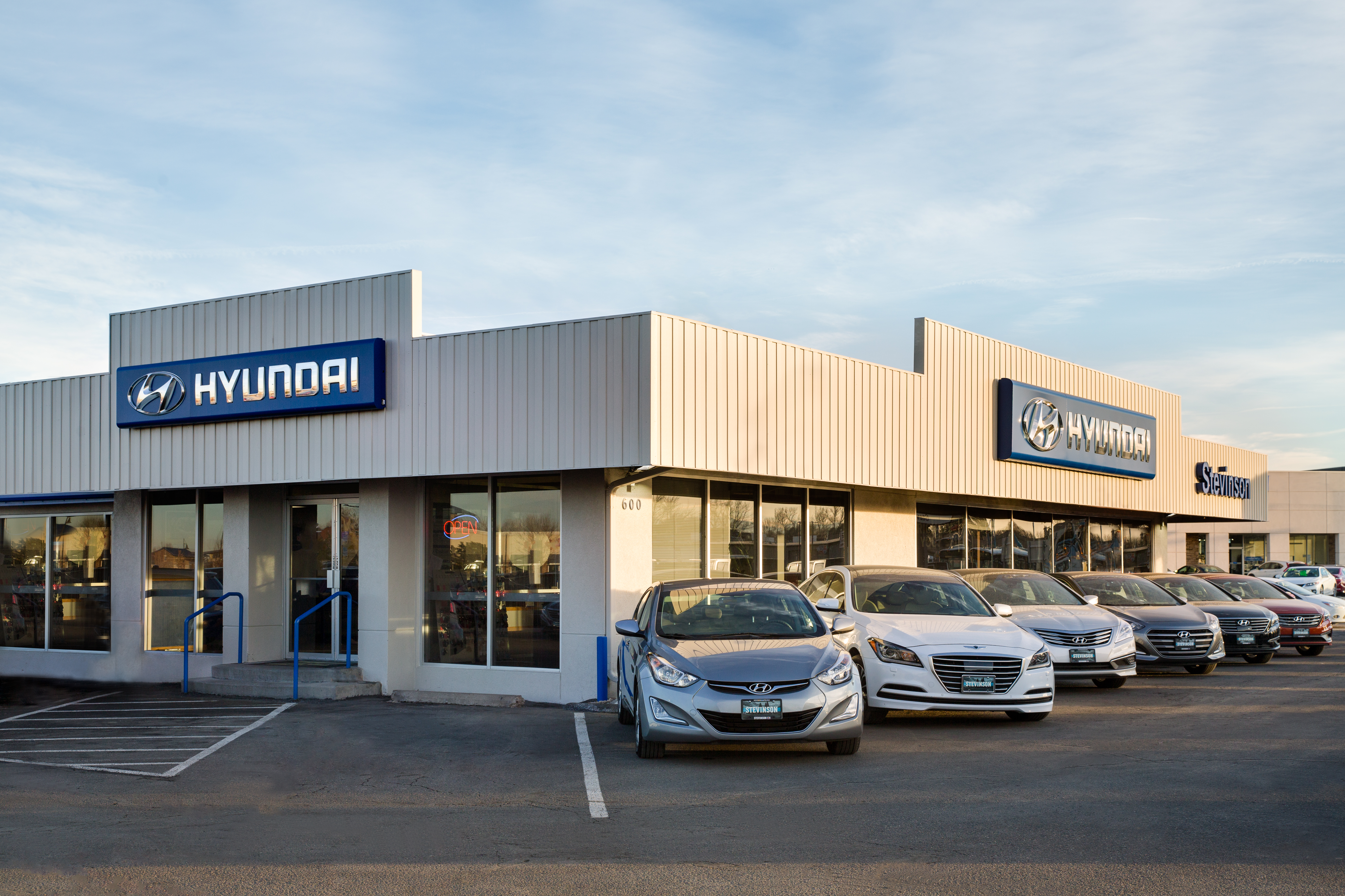 Our newest member of the stevinson automotive family is also in northern colorado stevinson hyundai of longmont the rapid growth of the hyundai brand is