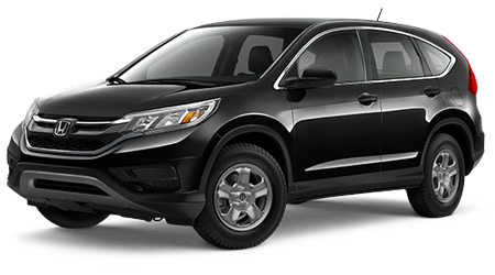Stock Photo of 2017 Honda CR-V