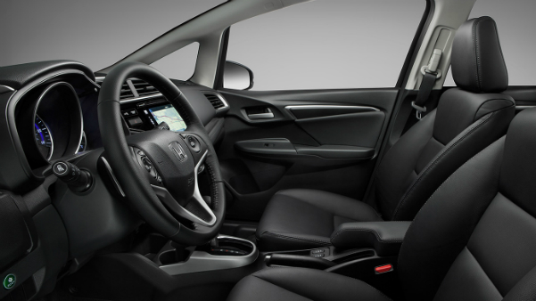 2016 Honda Fit front seats