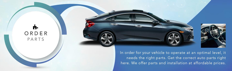 Order Parts | Grainger Honda