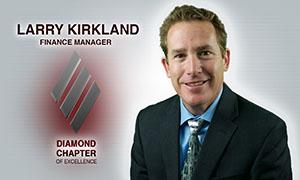Larry Kirkland Bio Image